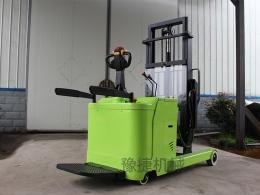 新款全电动前移式堆高车CQD20A