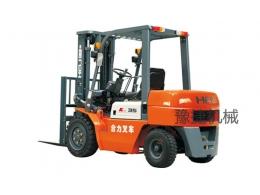 合力内燃叉车K3.5吨