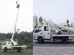 GKS14/16直臂车载式高空作业车