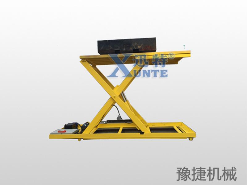液压升降台(行走式平台)图片